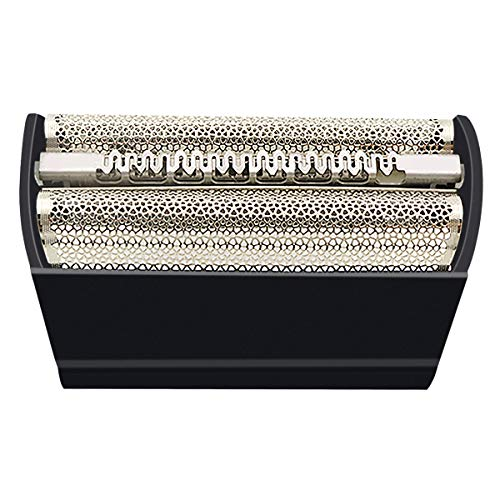 VINFANY Replacement Shaver Foil for Braun, Series 3 31B Shaver Foil Head and Cartridge Cassette, for Series 3 31B 5000/6000 Series 360 380 5312 5485 5610 5414 5415 5416 5417 5418 5427 544 5442