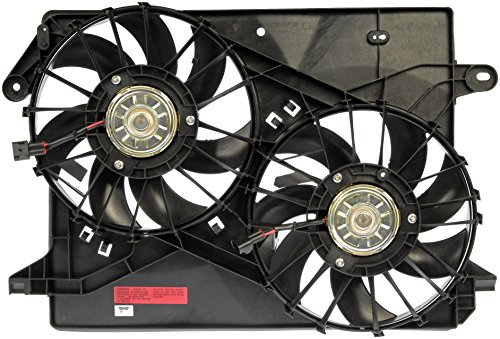 Dorman Radiator Fan Assemblies (Dorman 620-039 Radiator Fan Assembly)