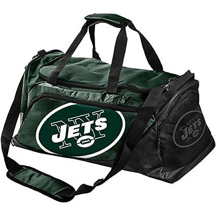 f9a8f0f453d3 New York Jets Locker Room Collection Duffle Bag - Medium