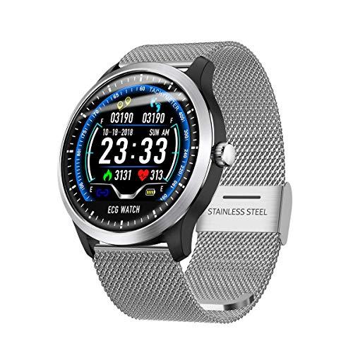 ZNSH Fitness Tracker, Activity Tracker, Smart Watch Fitness Smart Men Women Bluetooth Sports Pedometer Heart Rate…