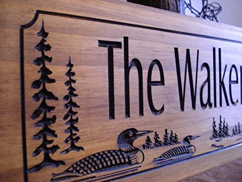 Personalized Lake House Sign Custom Wood Printed Sign Cabin Sign Camping Rustic Decor Camp Sign Custom Lake House Signs VioletBoyle