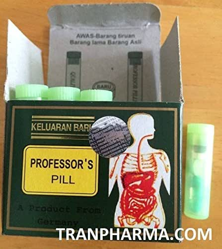 TRANPHARMA.COM Professor's Pill (1 Box)