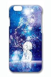 Anime Girls 3 Cute Hard Cover For Iphone 6 Plus 5.5 inch Cover Case PC 3D Cases