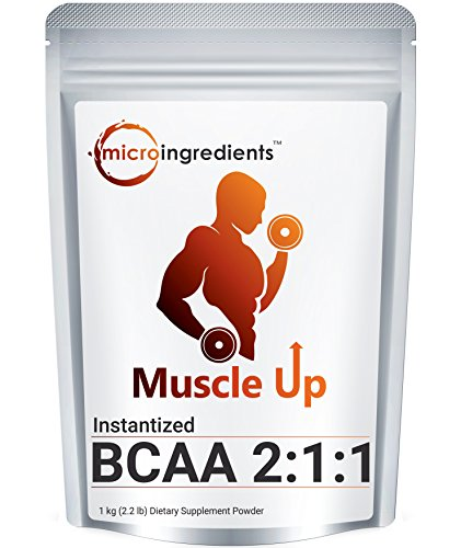 Micro Ingredients Pure BCAA Instantized