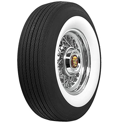 (Coker Tire 62803 Coker Classic 3 1/4 Inch Whitewall G78-15)