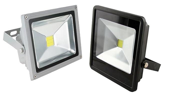 Plafoniere Neon Per Esterno : Faro faretto a led per esterno alta luminosità illuminazione luce