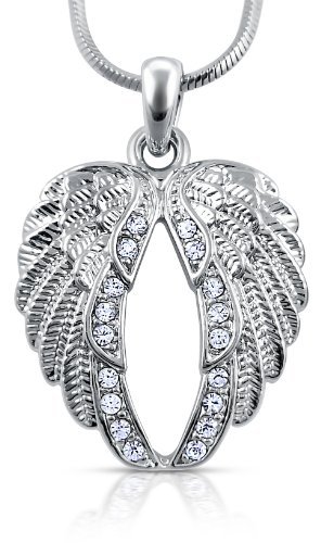 Pendant Necklace Jewelry Gifts Girls, Teens and Women (Oval) ()