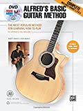 Alfred's Basic Guitar Method, Complete: The Most Popular Method for Learning How to Play, Book, DVD & Online Audio, Video & Software (Alfred's Basic Guitar Library)