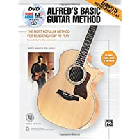 Alfred's Basic Guitar Method, Complete: the Most Popular Method For Learning How to Play, Book, DVD & Online Audio, Video