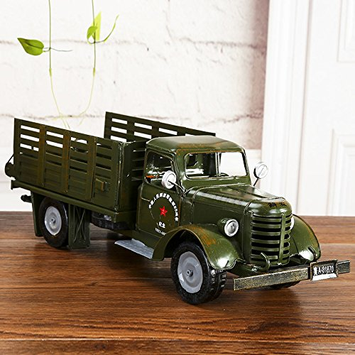 FUMING Pick-Up Collectible Toy Truck Model ()