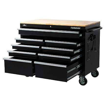 Amazoncom Storage Shelf 46 In W X 245 In D 9 Drawer Mobile