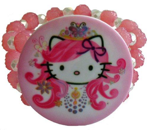 Bracelet Tarantino Cameo Tarina (Tarina Tarantino Pink Head Russian Nouveau Cuff Bracelet (Pink))