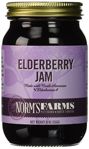 Elderberry Jam Jelly - 3