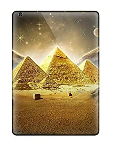 Awesome Egyptian Flip Case With Fashion Design For Ipad Air