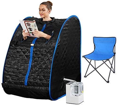 Mauccau Portable Steam Sauna