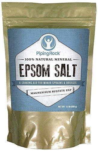 Epsom Salt 1.5 lb Magnesium Sulfate