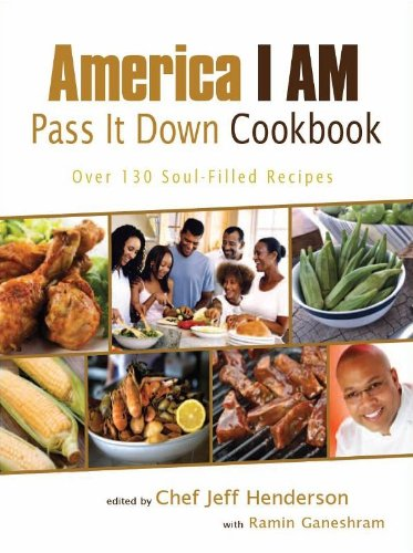 Search : America I AM Pass It Down Cookbook