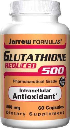 Jarrow reduced glutathione