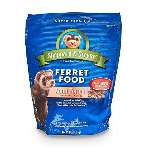 Sheppard and Greene Adult Ferret Food, - Greene The