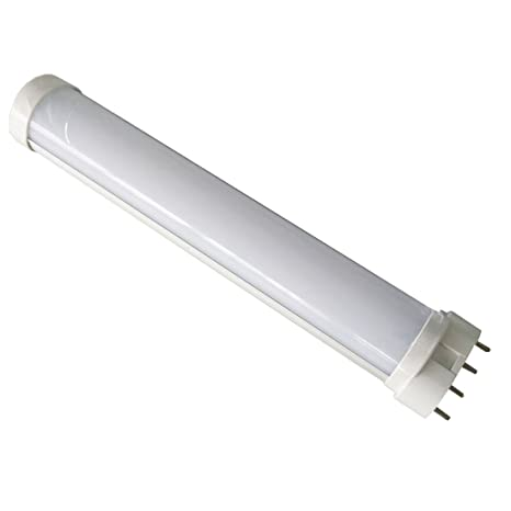Akaiyal 8W 2G11 Bombilla LED Blanca Natural 4000K Lámpara 225MM de Repuesto para Lámpara Fluorescente Compacta