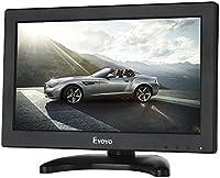 """Eyoyo schermo a colori 12 """"pollici 1366 * 768 alta risoluzione TFT LCD CCTV HDMI HD Monitor a colori con AV / HDMI / BNC / VGA / funzione TV per l'automobile DSLR & PC & DVD & Car fotografica di sostegno"""