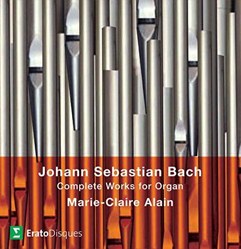 Js Bach Organ Music - Bach, JS : Complete Organ Works [1980]