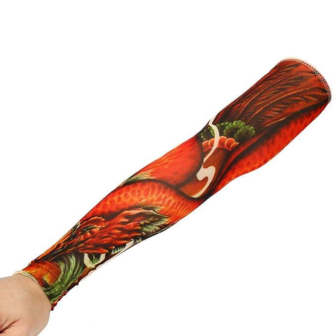 Manga de Tatuajes Patrón de fantasia flores Yesmile ❤ Hot ...