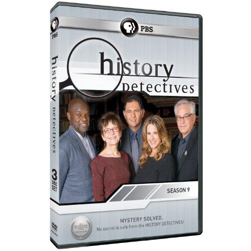 History Detectives: Season 9 - Detectives History