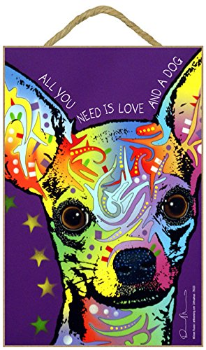SJT ENTERPRISES, INC. Chihuahua - All You Need is Love and a Dog 7