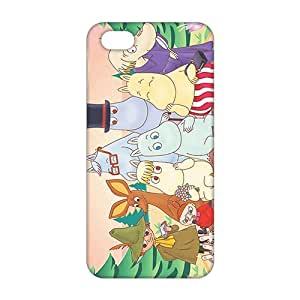 Angl 3D Case Cover Cartoon Cute Funny Phone Case for iphone 5c