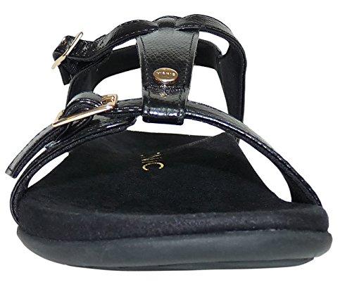 VionicIsla Sandal - sandalias mujer Black Lizard