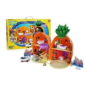 Amazon Com Spongebob Squarepants Pineapple House Playset