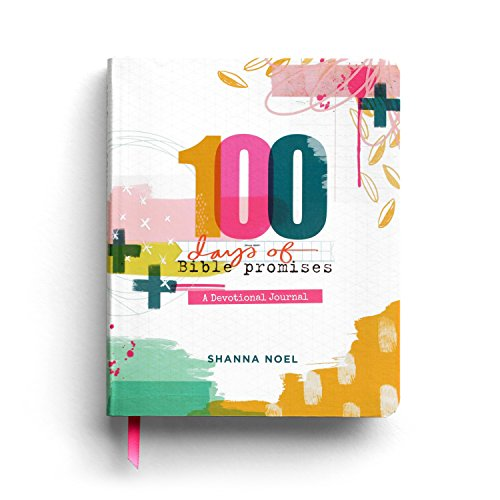 100 Days of Bible Promises - A Devotional Journal [Noel, Shanna] (Tapa Dura)