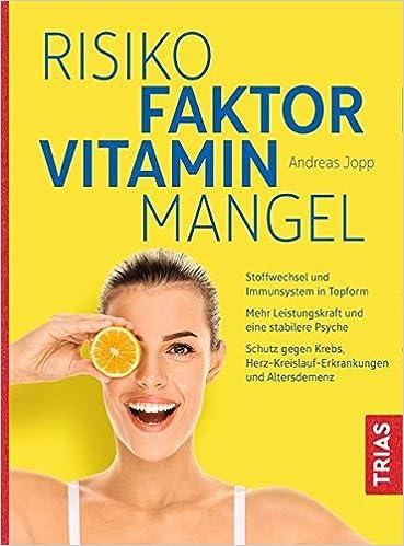 Buch: Risikofaktor Vitaminmangel
