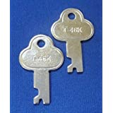 Trunk Key T46 Long Precut by Fradon Lock