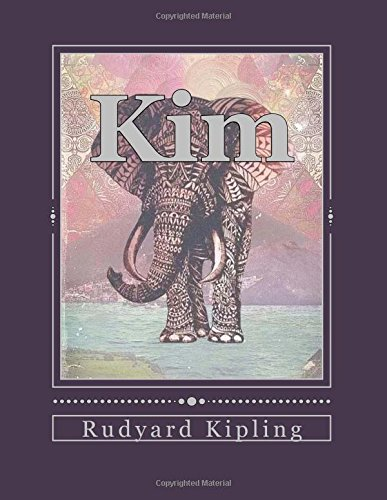 Kim Tapa blanda – 28 jul 2016 Rudyard Kipling Andrea Gouveia Createspace Independent Pub 1535446404