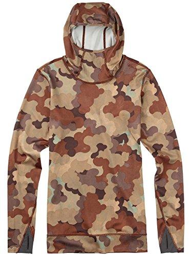 Burton - Camiseta térmica - para mujer storm camo