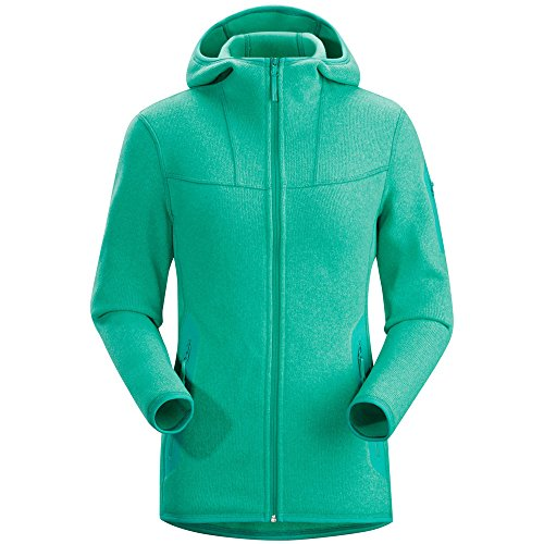 Arc'teryx Covert Hoody - Women's Seaglass Small by Arc'teryx
