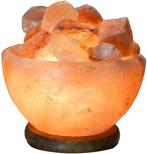 Natural Himalayan Salt Lamp Bowl Hand Crafted