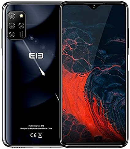 Teléfono Móvil【2020】 ELEPHONE E10, Android 10 Smartphone Libre ...