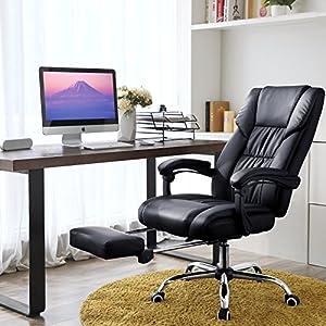 avec pour ordinateur Chaise de bureau Fauteuil SONGMICS ynPvm80ONw