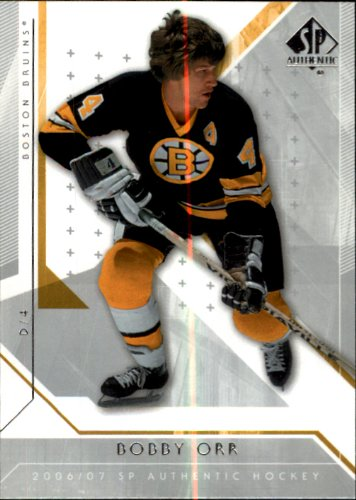 ckey Card (2006-07) #95 Bobby Orr Near Mint/Mint ()