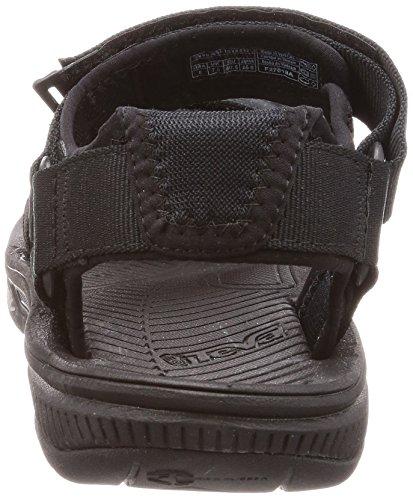 Pro 2 Teva Black Toe 9 Hurricane Sandals Uk TwqxgFEvq