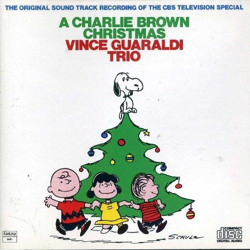 Charlie Brown Christmas by Guaraldi, Vince [Music CD]