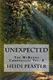 Unexpected, Heidi Peaster, 149423503X