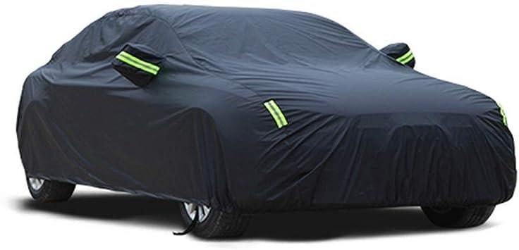 Color : Oxford cloth - built-in lint NYSCJJJ Housse De Protection Maserati Ghibli V/êtements Special Car Cover Car /Épais Tissu Oxford Pluie Protection Solaire Car Cover Car Cover Tissu