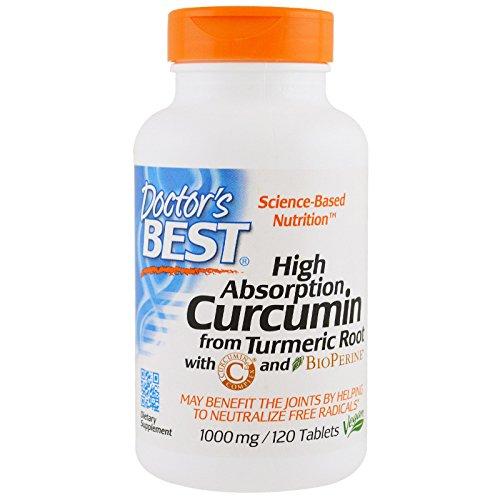 Curcumin Turmeric BioPerine Doctors Best