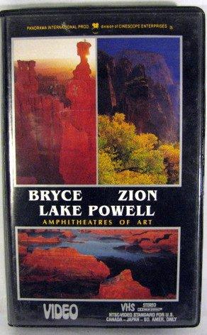 Bryce Zion Lake Powell Amphitheaters of Art (Bryce Amphitheater)