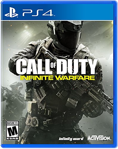 514 JW8wmXL - Call of Duty Infinite Warfare - PlayStation 4 - Standard Edition - Spanish / English