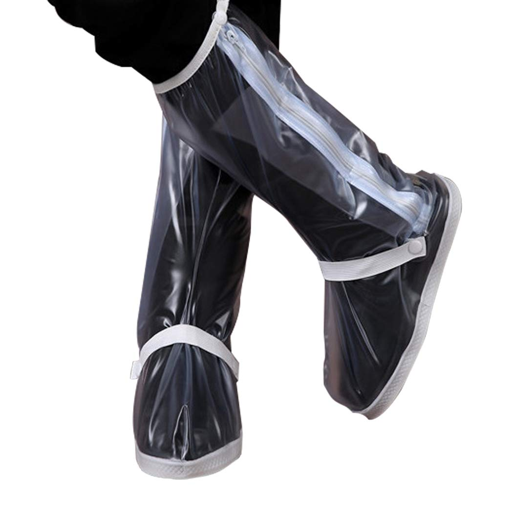 FENGDA Men's Rain Boot Covers Outdoor Waterproof Protective Gear Snow Shoes Covers